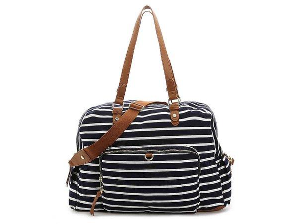 Madden Girl Glory Weekender Bag Women's Handbags & Accessories | DSW