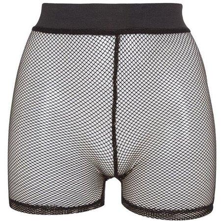 Bitching & Junkfood CAMAYA MESH CYCLE Shorts