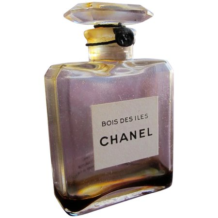 Chanel 1930s perfume