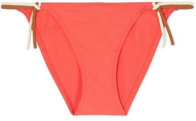Cinecittà Nicoletta Bikini Briefs - Coral