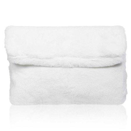 0006741_Xardi-White-Fur-Slouch-Clutch-Bag-White1.jpeg (1200×1200)