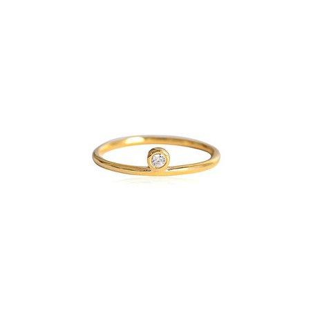 Minor Ring | Gold