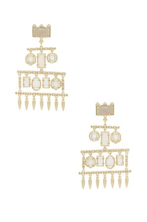 Emmylou Statement Earrings