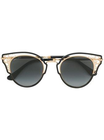 Jimmy Choo Eyewear Dhelia sunglasses - FARFETCH