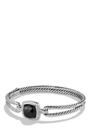 David Yurman Albion Bracelet with Semiprecious Stone and Diamonds   Nordstrom
