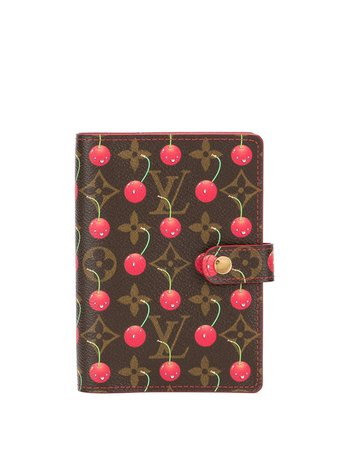Louis Vuitton Pre-Owned Agenda PM Notebook Cover - Farfetch