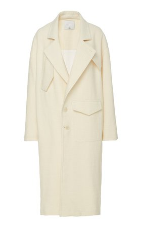 Oversized Wool-Blend Coat by Tibi | Moda Operandi