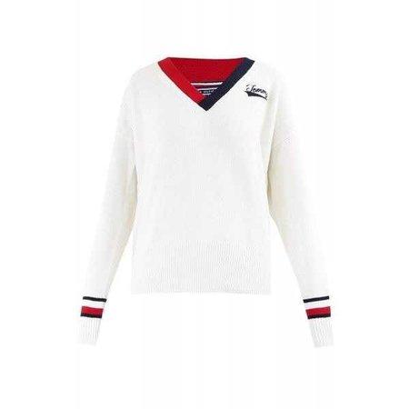 Tommy Hilfiger Sweatshirt V Cut