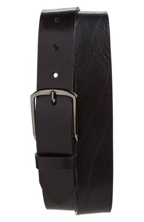 Nordstrom Men's Shop Jones Leather Belt | Nordstrom