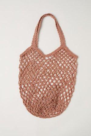 Net bag - Beige - Ladies | H&M