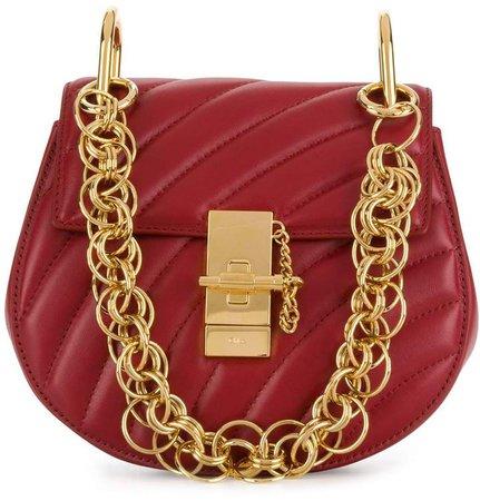 Drew Bijou mini shoulder bag