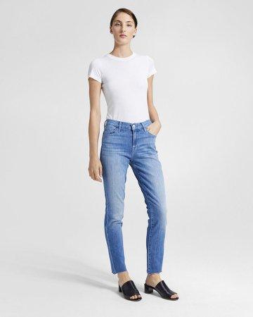 Ruby High-Rise Crop Jean