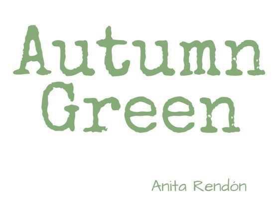 autumn green word - Google Search