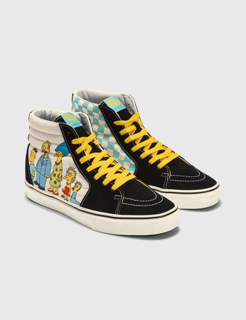 The Simpsons x 1987-2020 Sk8-Hi