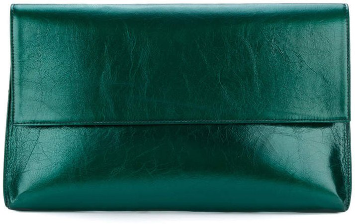 large foldover clutch