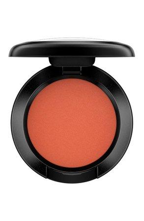 RED BRICK MAC Orange/Yellow Eyeshadow | Nordstrom