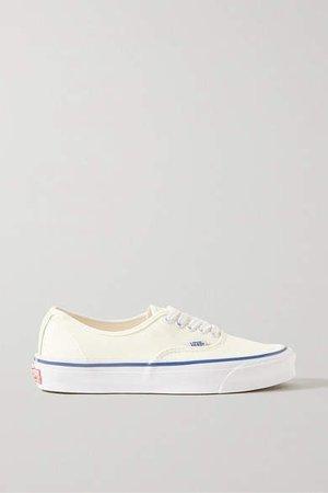 Og Classics Authentic Lx Canvas Sneakers - Cream