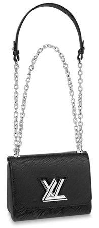 LV Twist Mini Bag (Black)