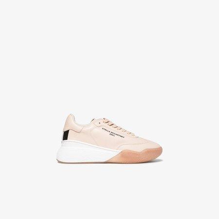light pink Runner Loop sneakers