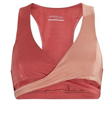 Lanston Ryder Color Block Bralette | INTERMIX®