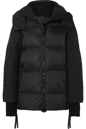 Canada Goose | Whitehorse quilted shell down coat | NET-A-PORTER.COM