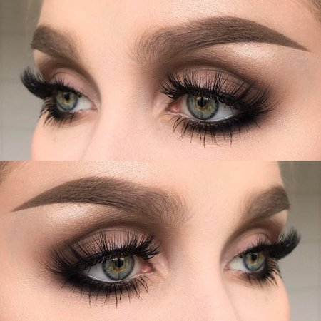 helenesjostedt sur Instagram: My soul is punk rock ❤️ I used @anastasiabeverlyhills dipbrow pomade in taupe and browpowder in taupe + eyeshadows in fawn, warm taupe …