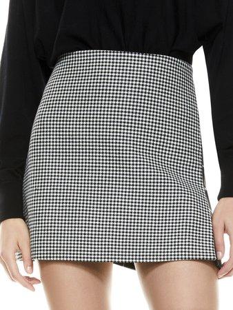 Darma High Waisted Mini Skirt