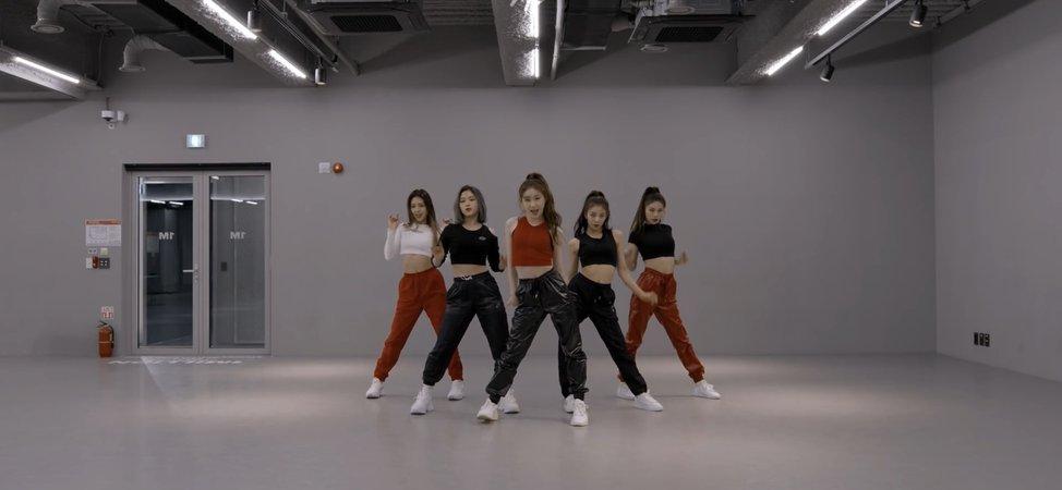 6mix Dance Practice