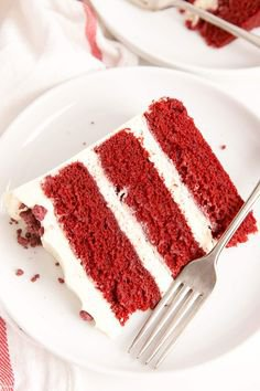 food, red velvet