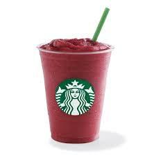 red Starbucks drink - Google Search