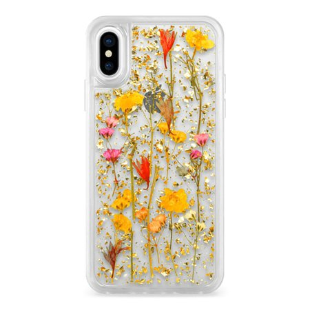 Luxe Pressed Flower Phone Case – Casetify
