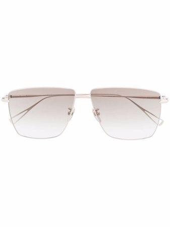 EQUE.M Dirt Parade aviator-frame sunglasses - FARFETCH