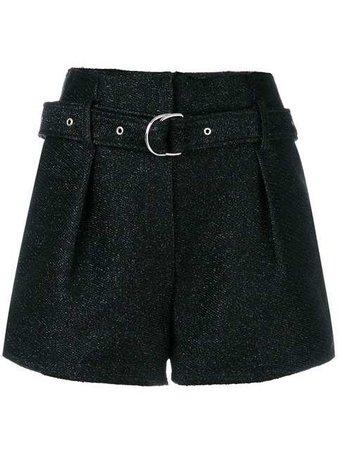 Iro Belted Short Shorts - Farfetch