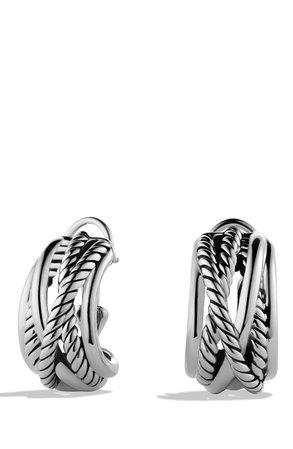 David Yurman Crossover Earrings | Nordstrom