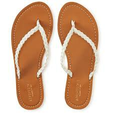 braided flip flops - Google Search