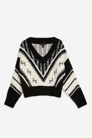 V-Neck Jumper - New In Fashion - New In - Topshop