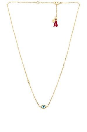 SHASHI Madison Necklace in Gold | REVOLVE