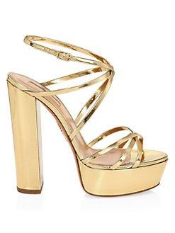 Women's Shoes: Heels, Sandals & More | Saks.com