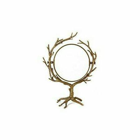 gold ornate mirror png aesthetic filler