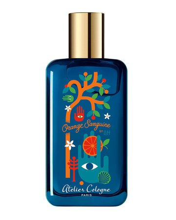 Atelier Cologne Orange Sanguine 10-Year Anniversary Limited Edition