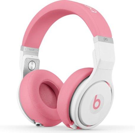 Olesya Kuzmischenko want : Nicki Minaj Headphones   Pink Beats Pro   Beats by Dre (pink, nicki minaj, beats by dr dre)