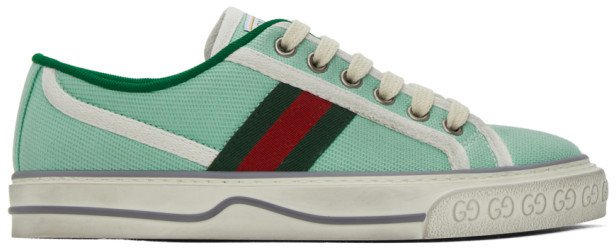 Green Tennis 1977 Sneakers