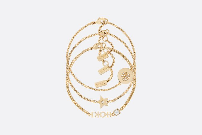 Set of Dio(r)evolution bracelets - Fashion Jewellery - Woman | DIOR
