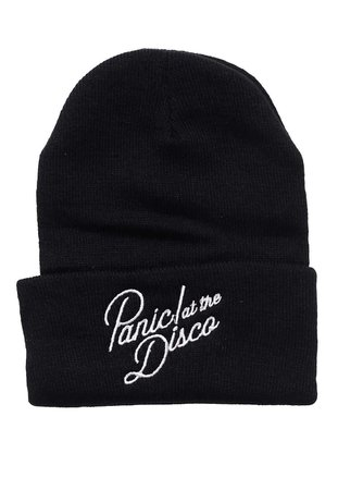 panic at the disco beanie - Google Search