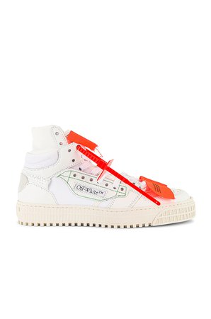 OFF-WHITE 3.0 Court Sneakers in White | REVOLVE