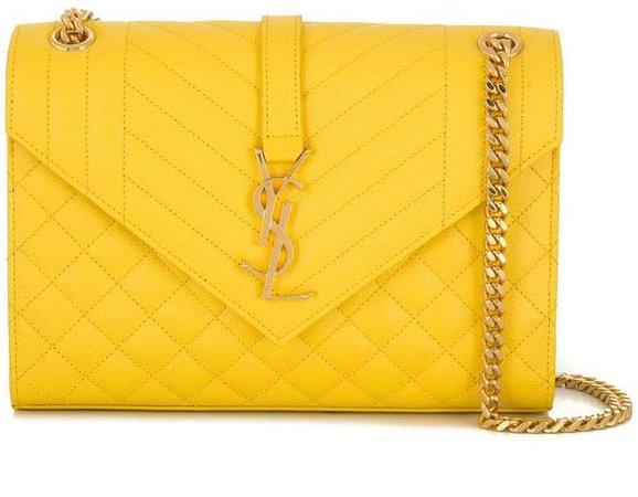 Envelope medium shoulder bag