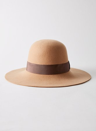 Auxiliary WIDE BRIM WOOL HAT | Aritzia US