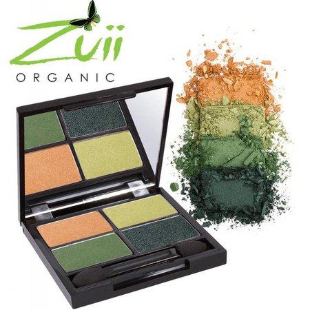 zuii organic green eyeshadow - Google Search