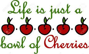 life is bowl cherry - Google Search