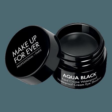 Aqua Black Eyes Eye Shadow | Make Up For Ever